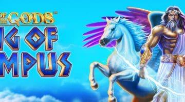 Age of Gods - Kings of Olympus slotu spele