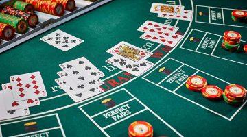 Blackjack spele