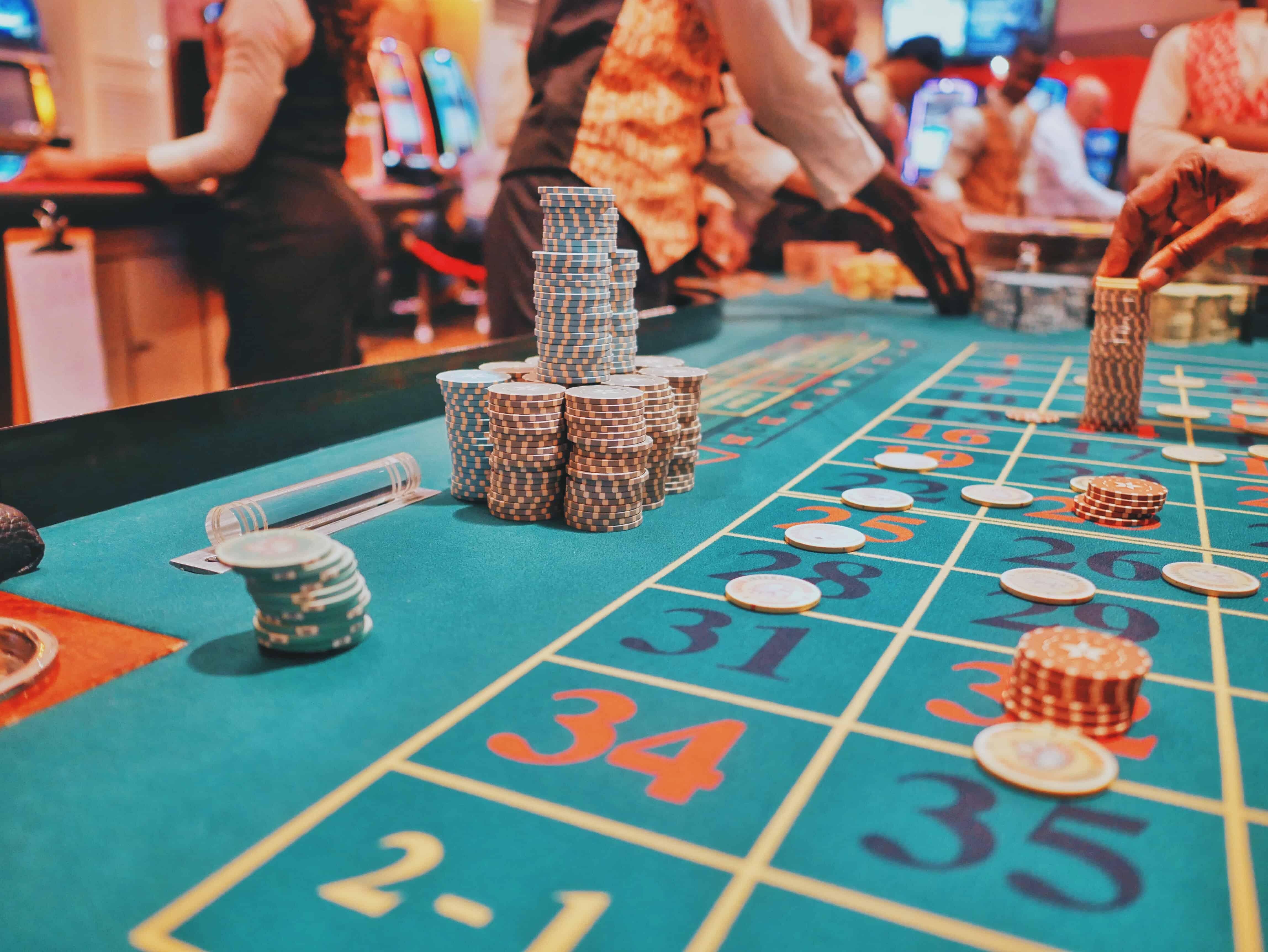 Live kazino